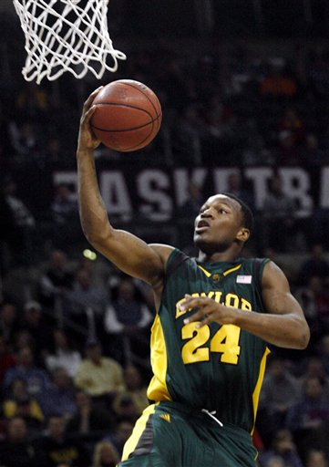 B12 Baylor Kansas Basketball