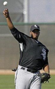 Sox prospect Dayan Viciedo