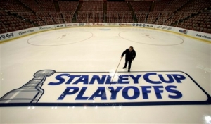Playoff Ice