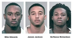 Tennessee Players Arrested Football
